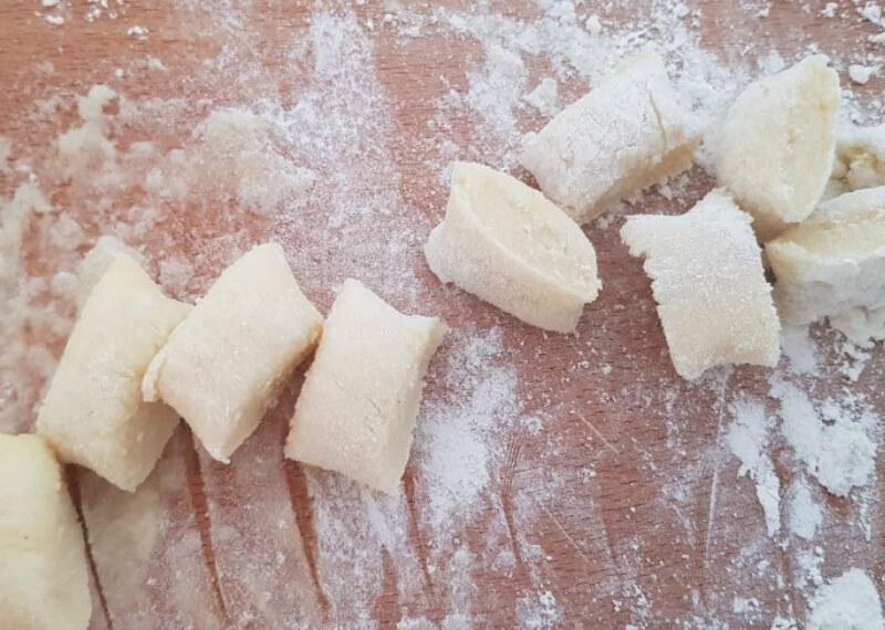 Vigeovit Blog Gnocchi Tomatensauce